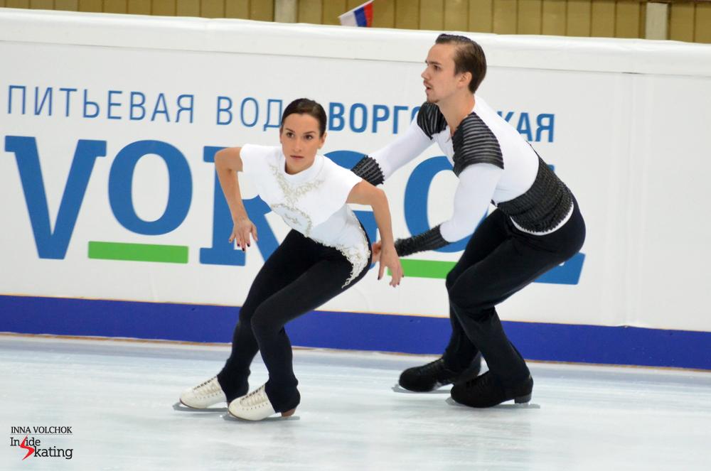 Ksenia Stolbova and Fedor Klimov earned 69.09 points for their short pogram