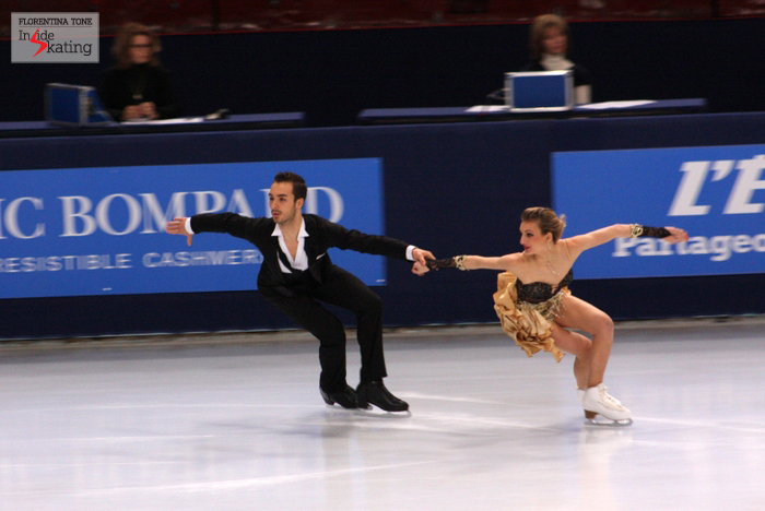 Watching Gabriella Papadakis and Guillaume Cizeron skate last year at Trophee Eric Bompard, you knew their time would come. Well, their time is now: the French won the gold medal in Shanghai