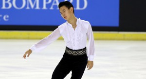 2014 Trophée Eric Bompard: Denis Ten's shining performance and a genuine corrida de toros in Bordeaux
