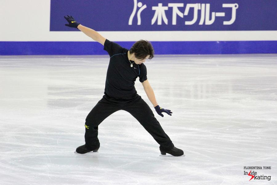 Takahito Mura - and his free program, to Phantom of the Opera