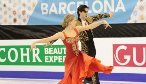 2014 Grand Prix Final in Barcelona: Olé, olé y olé!