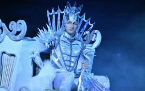 "Evgeni Plushenko returns to St. Petersburg as the ""Snow King"". Act I"
