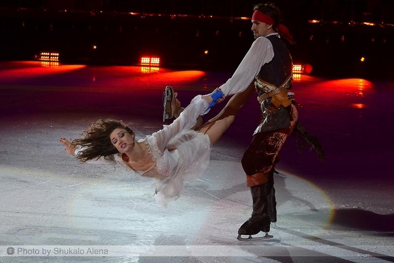 Margarita Drobiazko and Daniil Gleikhengauz