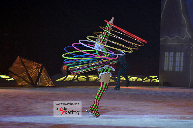 65 Acrobat girl Irina Usenko from Ukraine