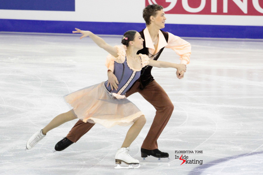 Alla and Pavel FD 3