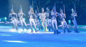"Evgeni Plushenko returns to St. Petersburg as the ""Snow King"". Act II"