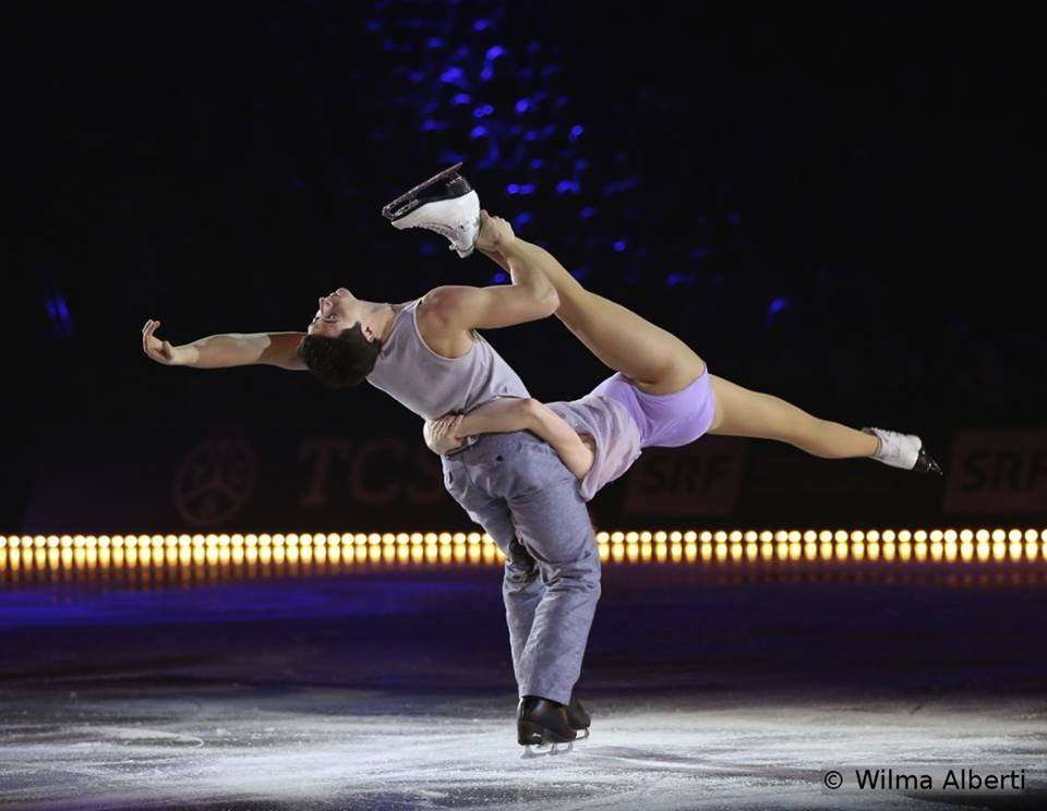 11 Tessa Virtue and Scott Moir