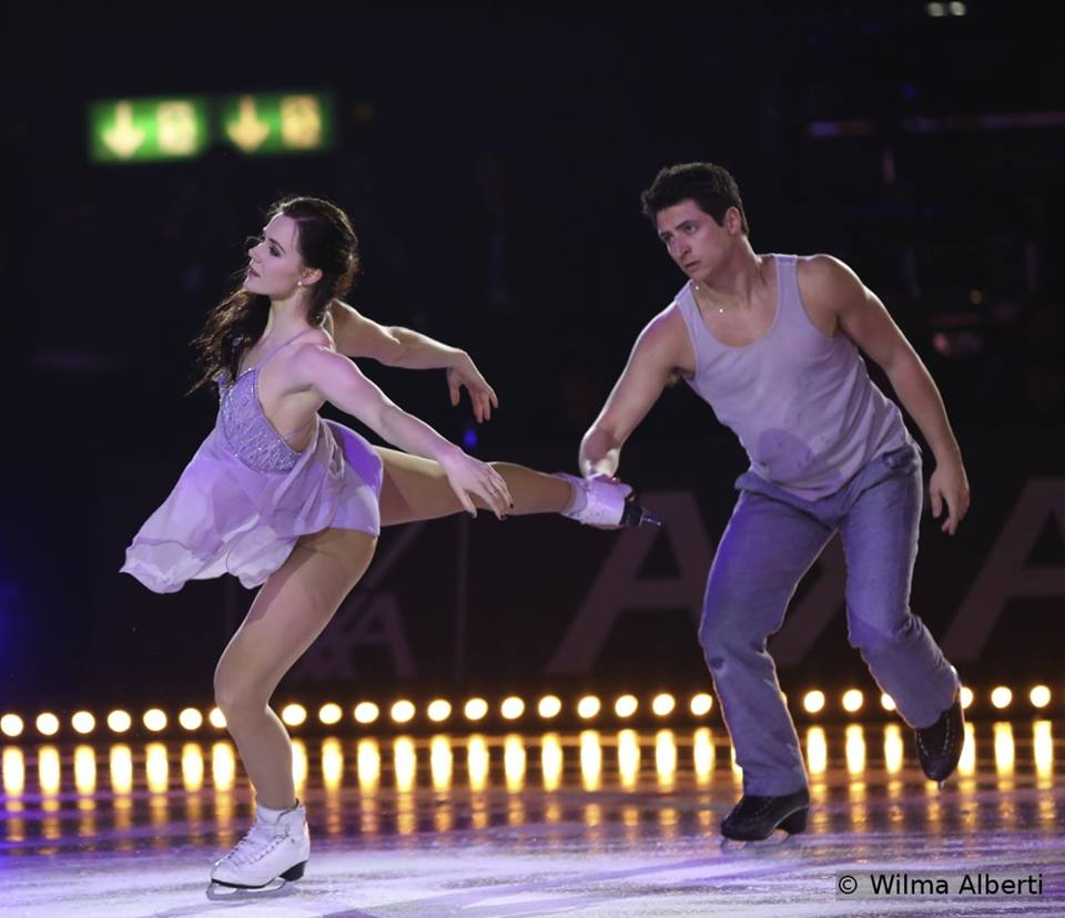 13 Tessa Virtue and Scott Moir