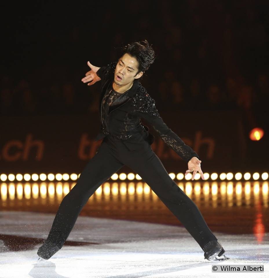 17 Daisuke Takahashi