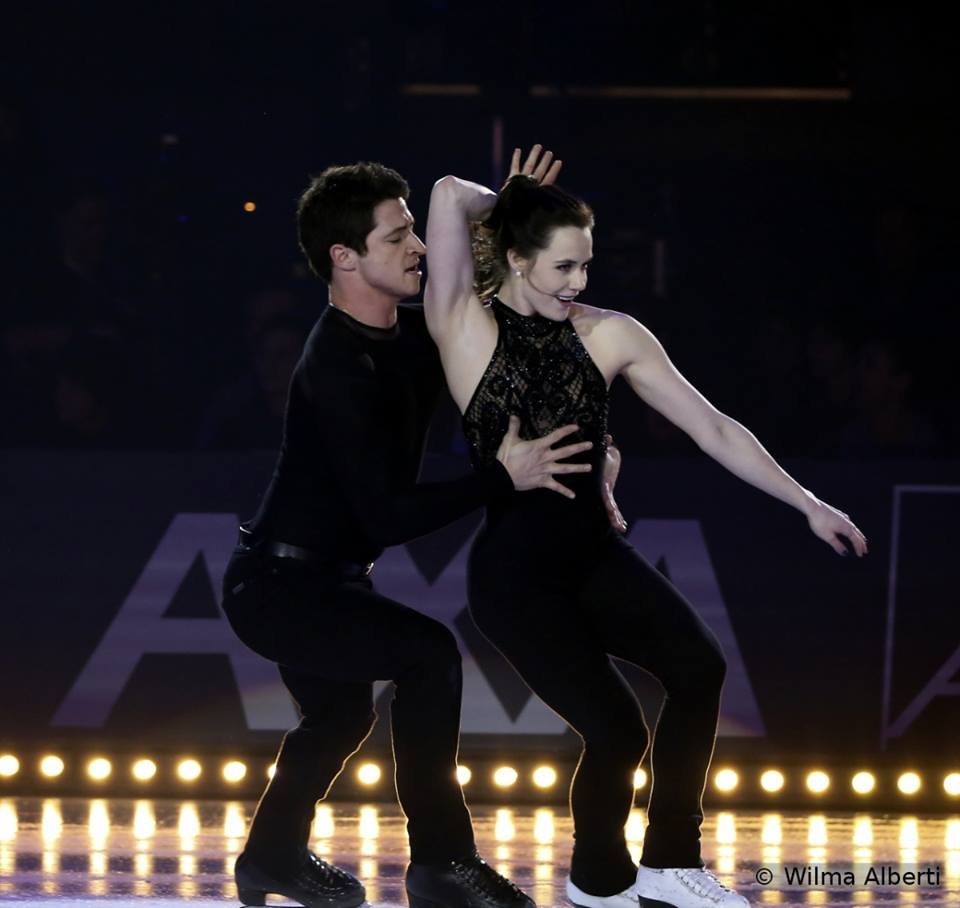 31 Tessa Virtue and Scott Moir