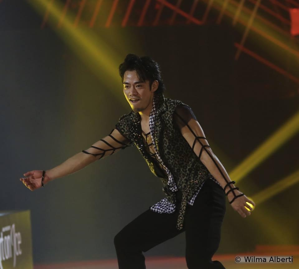34 Daisuke Takahashi