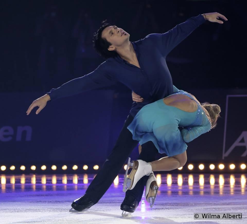 41 Tatiana Volosozhar and Maxim Trankov