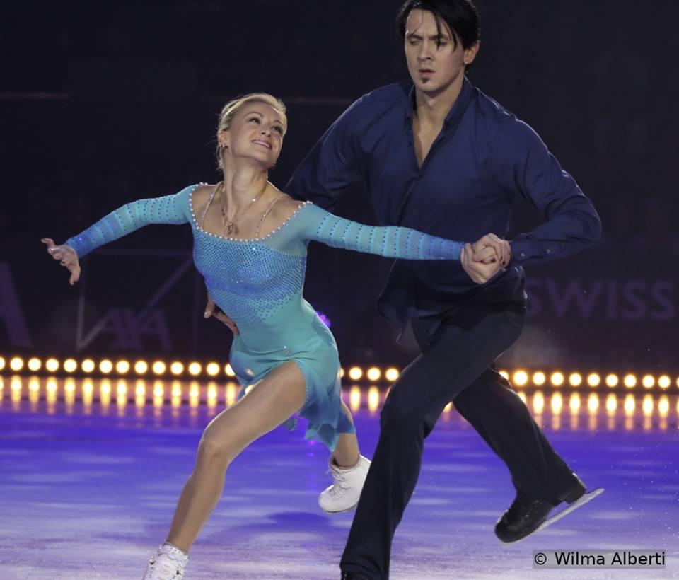 43 Tatiana Volosozhar and Maxim Trankov