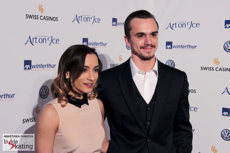 Kenia Stolbova and Fedor Klimov