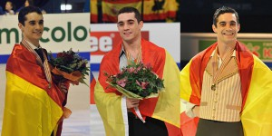 2015 Europeans: with every year, Javier Fernandez gives Spain more reasons to celebrate