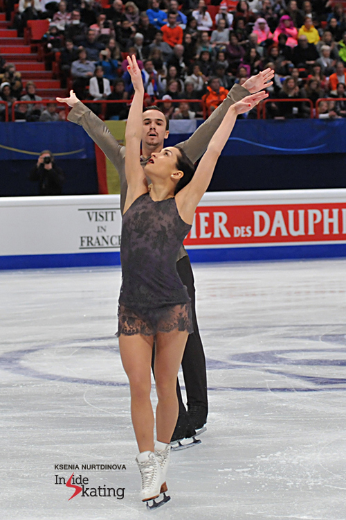 """This is Ksenia and Fedor's second European silver, after the one won last year in Budapest. At the press conference after the free skate in Stockholm, Fedor commented: """"There is nothing positive I can say about our performance today. It was our worst performance of the season"""""""