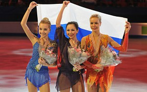 2015 Europeans: a golden season for Elizaveta Tuktamysheva