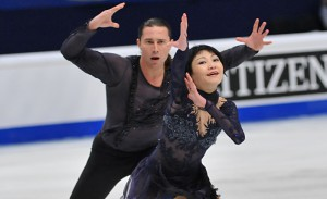 2015 Europeans in Stockholm: gold for a program like no other in the pairs event this season
