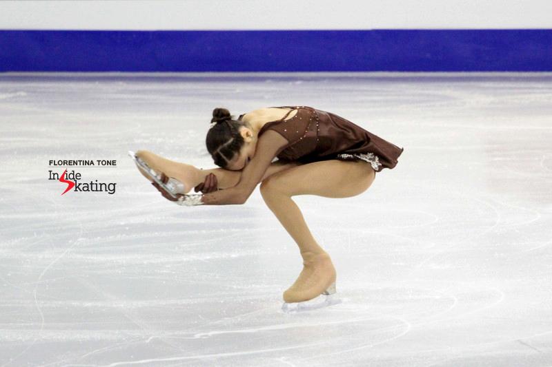 Evgenia Medvedeva JGPF 6
