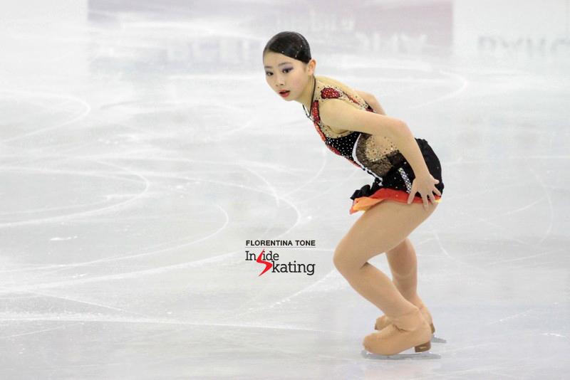 Miyu Nakashio JGPF 3