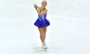 14-year-old Wakaba Higuchi strikes bronze in her debut at the Junior Worlds