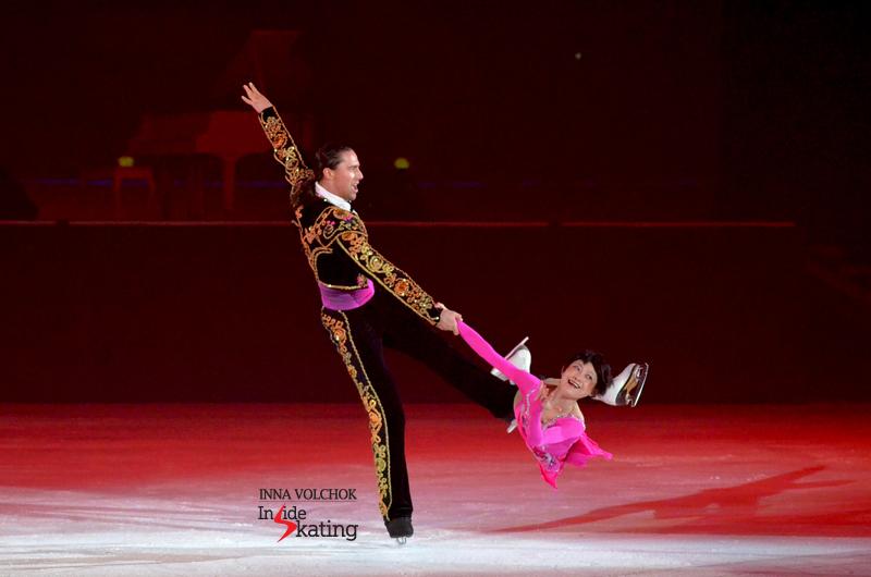 "Yuko Kavaguti, Alexander Smirnov and their gala program to ""Carmen"""