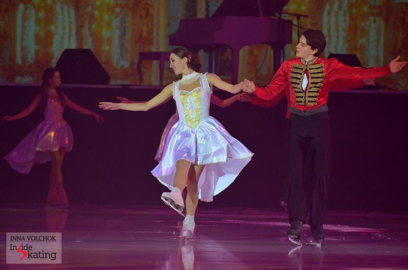 "Artists of ""St. Petersburg Ice Theatre"""