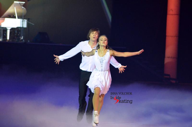 Anastasia Martiusheva and Konstantin Gavrin