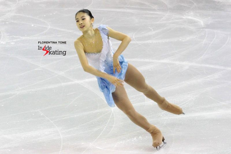 Yuka Nagai JGPF 2