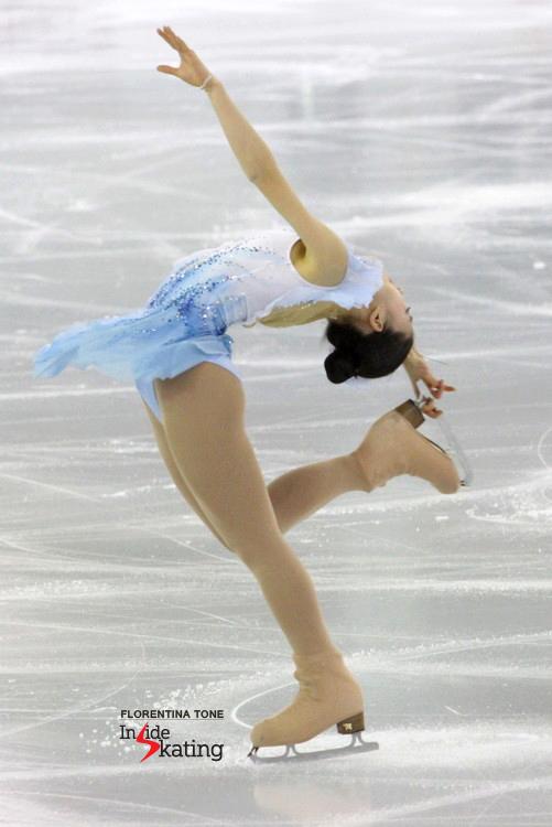Yuka Nagai JGPF 3