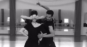 """A love story between two famous artists"" – Elena Ilinykh and Ruslan Zhiganshin continue partnership with choreographer Antonio Najarro"