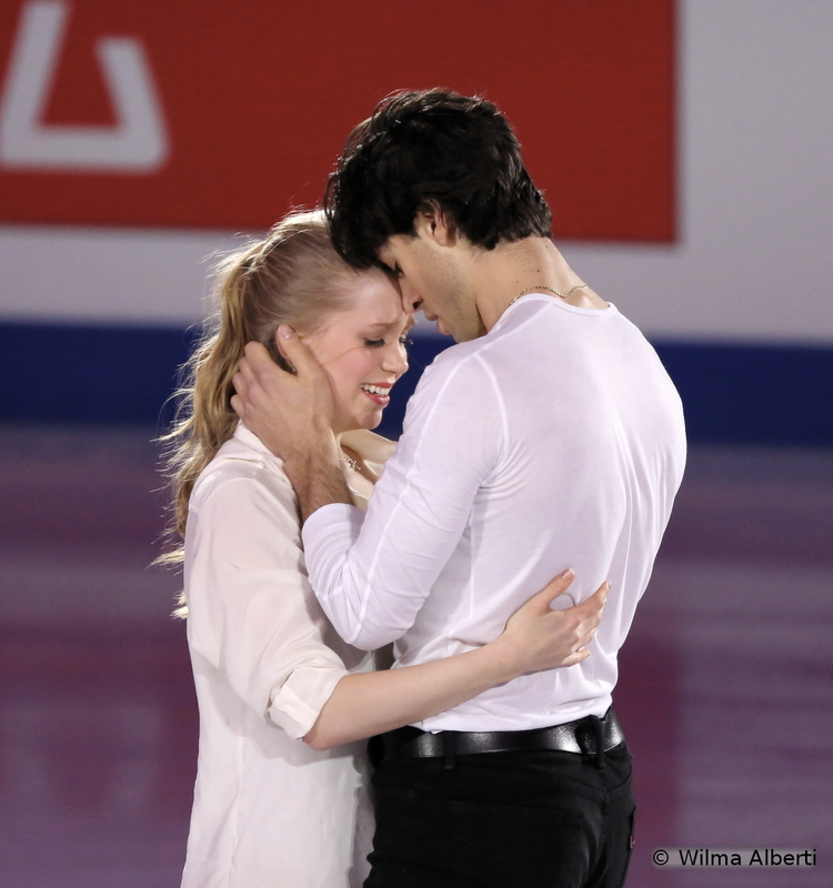 10 Kaitlyn Weaver and Andrew Poje