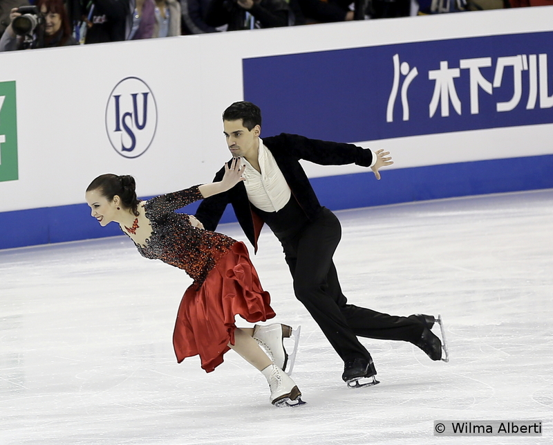 Anna Cappellini and Luca Lanotte - short dance