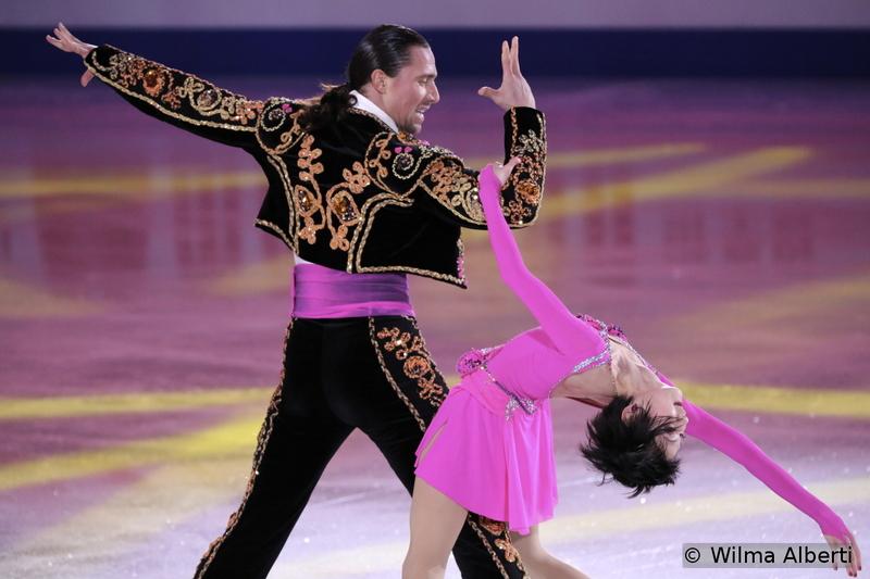 13 Yuko Kavaguti and Alexander Smirnov