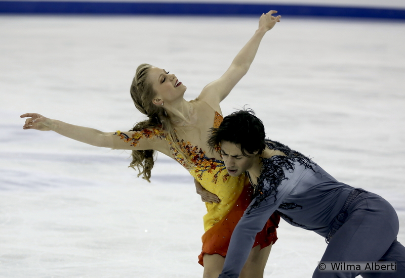 """This free dance, to Vivaldi's """"Four Seasons"""" arranged by Max Richter, is exactly like the expression on Kaitlyn's face: serene, pure, beautiful."""