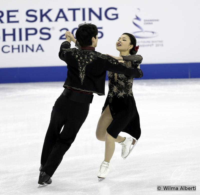 Maia Shibutani and Alex Shibutani - short dance