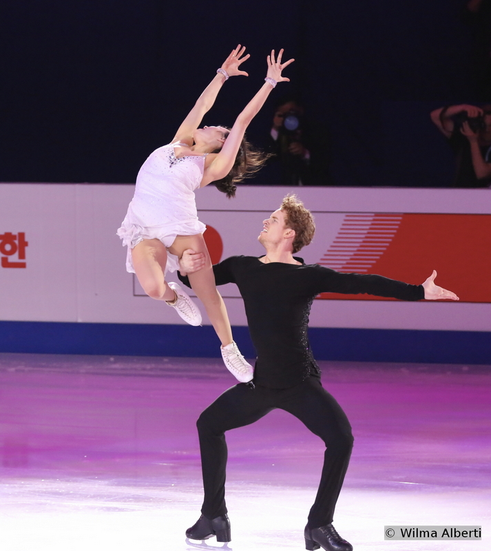 17 Madison Chock and Evan Bates