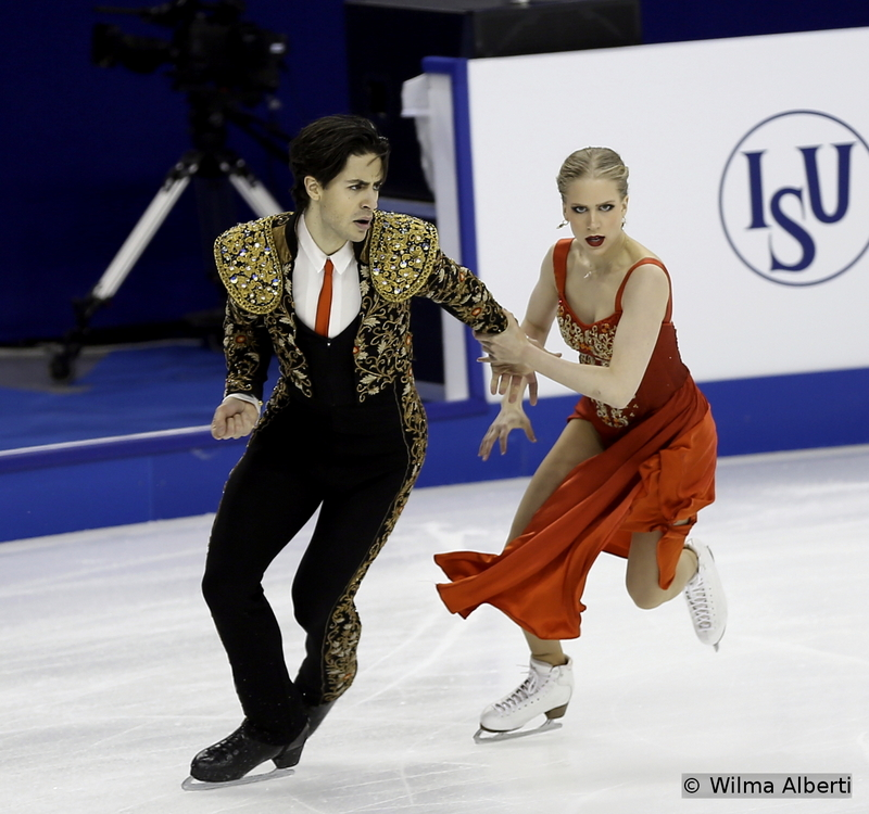 18 Kaitlyn Weaver and Andrew Poje SD