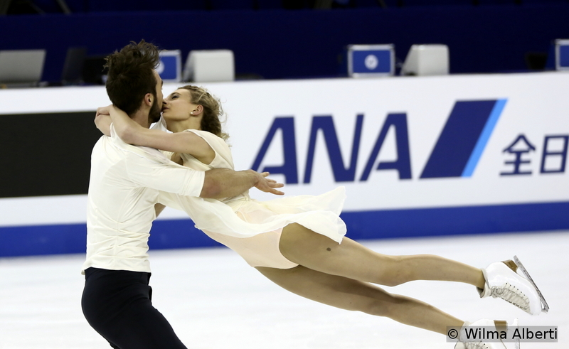 """No dance like this dance. Gabriella Papadakis, Guillaume Cizeron and the """"Adagio"""" from Concerto No. 23 by Wolfgang Amadeus Mozart"""