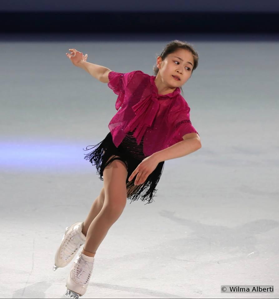Like a porcelain doll: Satoko Miyahara