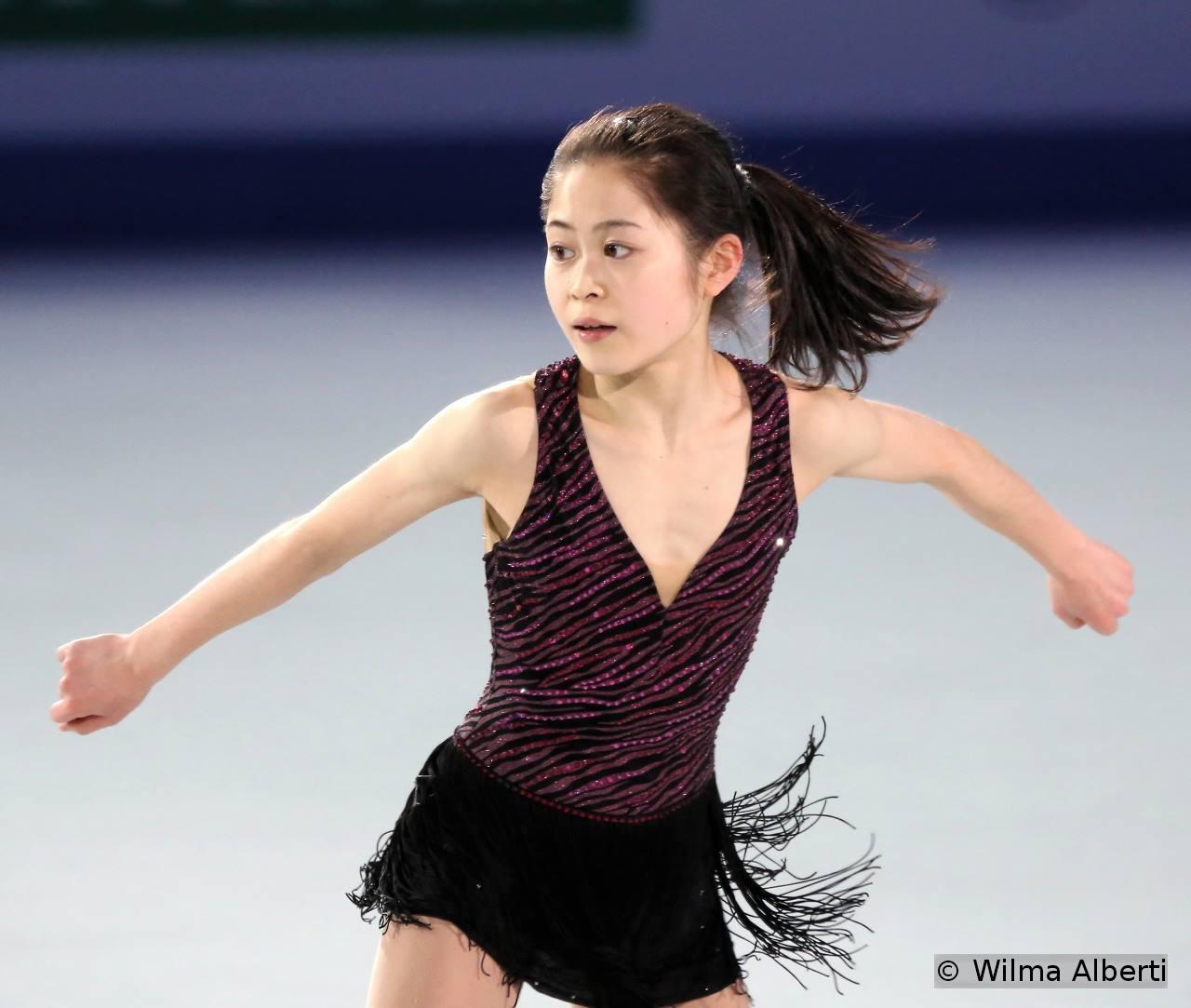 22 Satoko Miyahara
