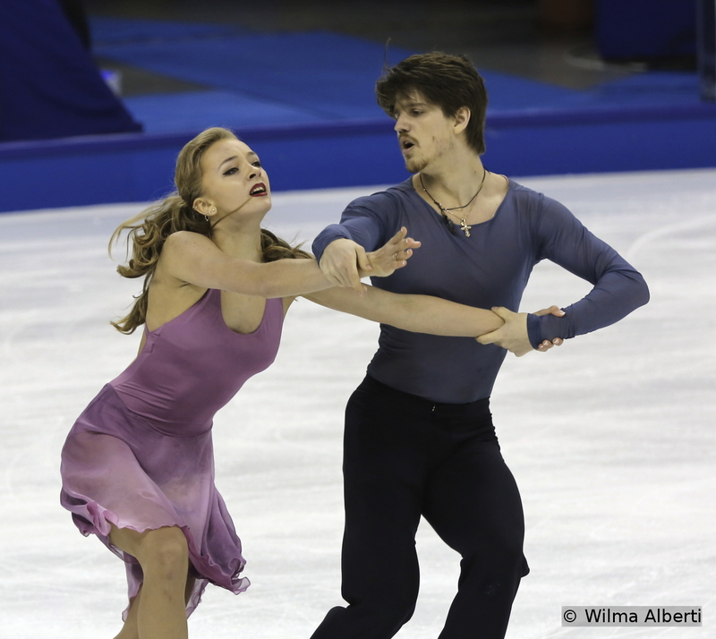 27 Alexandra Stepanova and Ivan Bukin FD