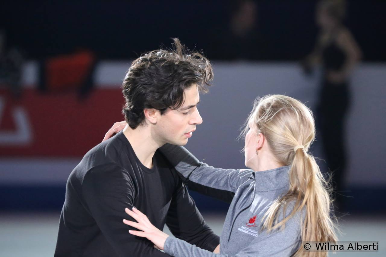 3 Kaitlyn Weaver and Andrew Poje