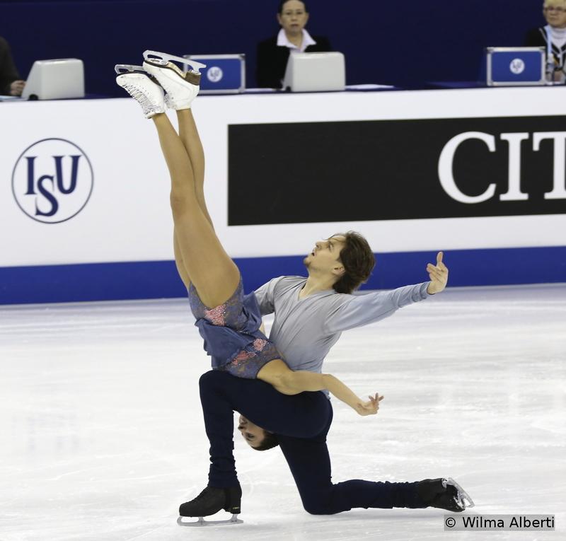 30 Ksenia Monko and Kirill Khaliavin FD