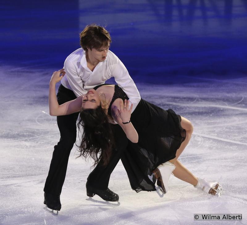 31 Elena Ilinykh and Ruslan Zhiganshin