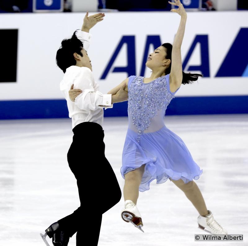 Maia Shibutani and Alex Shibutani - free dance