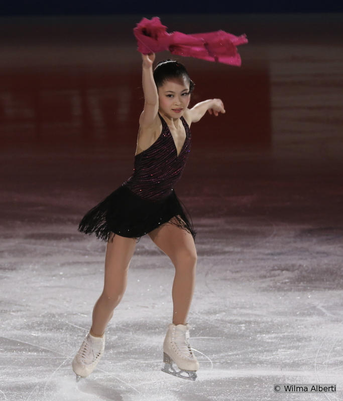 36 Satoko Miyahara