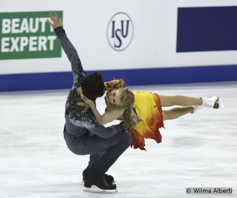37 Kaitlyn Weaver and Andrew Poje FD