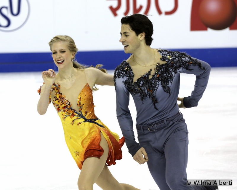 38 Kaitlyn Weaver and Andrew Poje FD