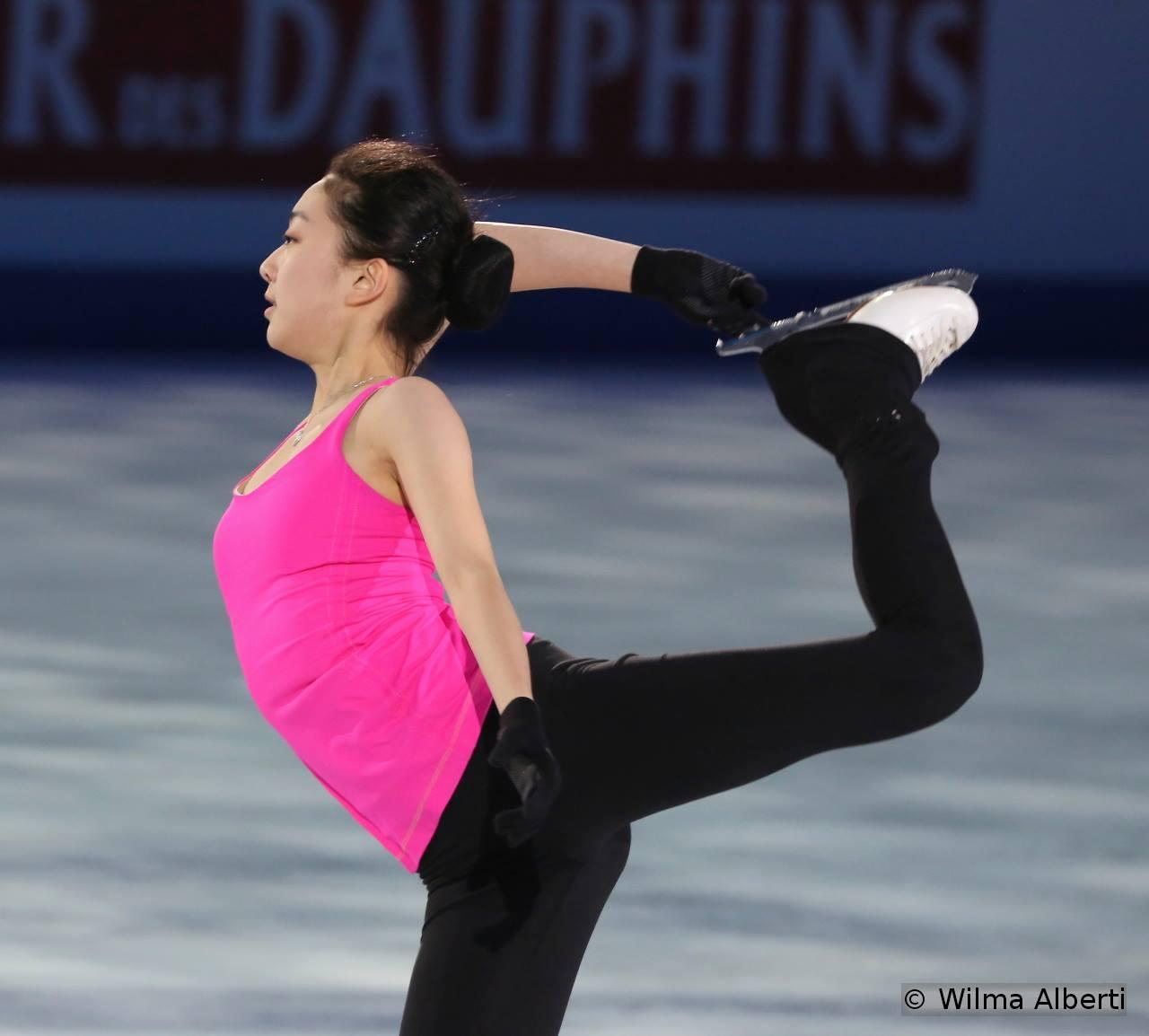 The delicate Zijun Li
